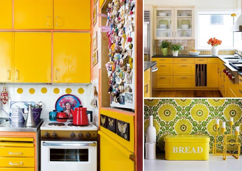 Cucine moderne gialle gallery of cucina moderna orange - Cucine moderne gialle ...