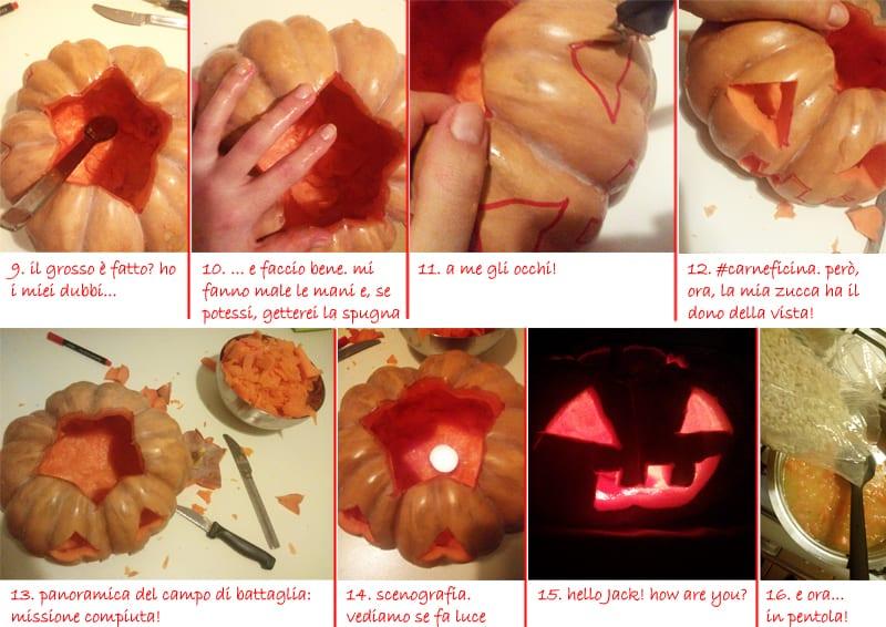 la sera di Halloween sto con Jack