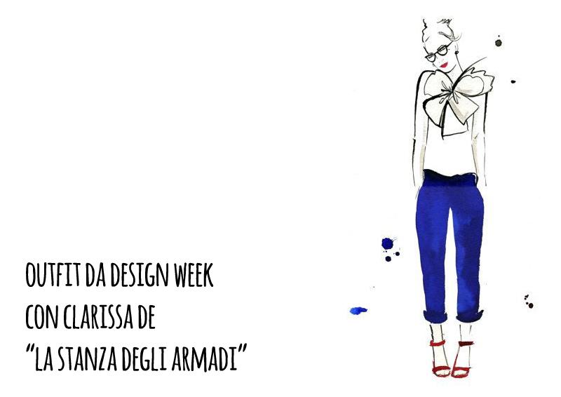 DesignWeek. ma come mi vesto