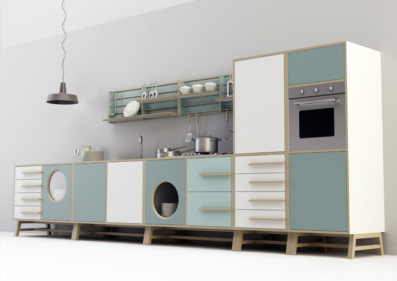 Design Mood, Happy Kitchen