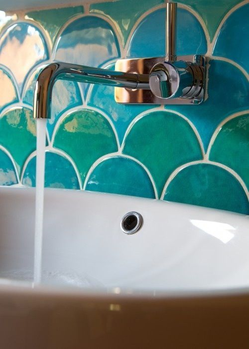 Design outfit verde colore feng shui in bagno - Bagno feng shui ...