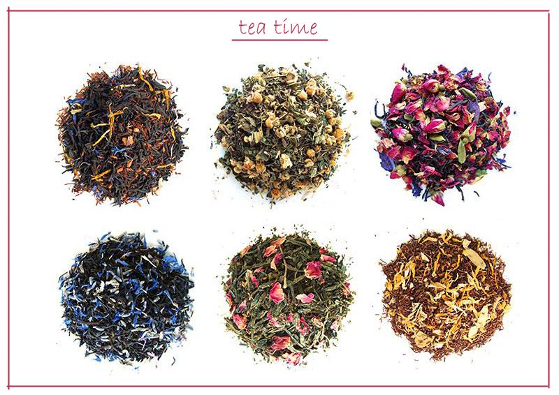 ora del tè, ora del design