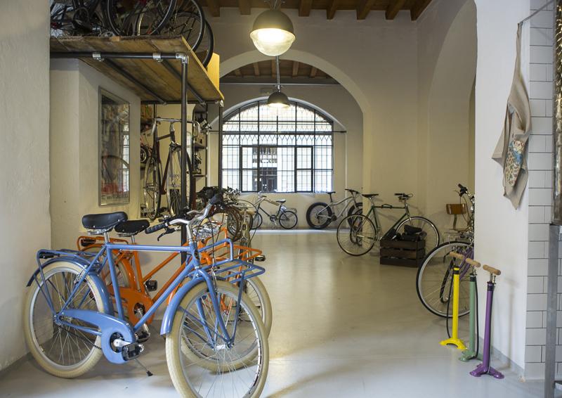 vino, design e biciclette