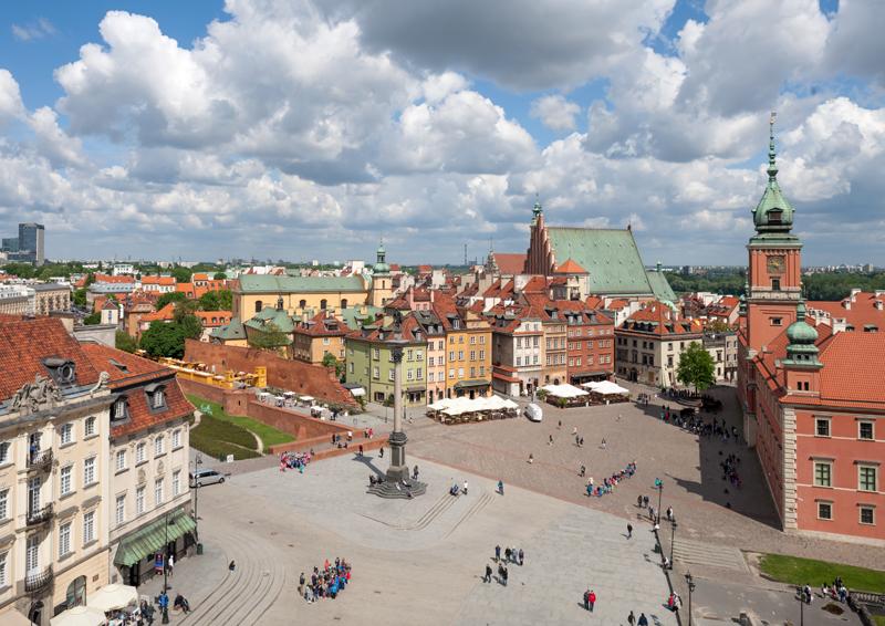 style trip a Varsavia
