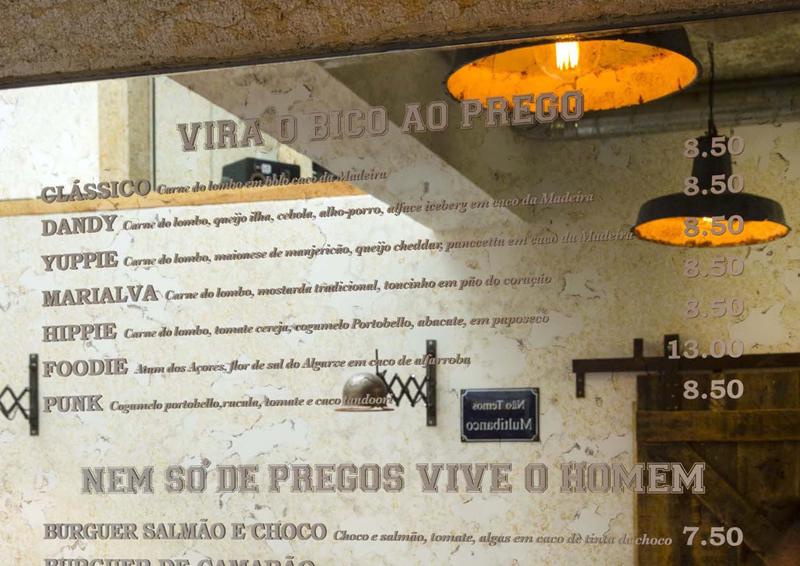 """un """"prego"""" a Lisbona"""