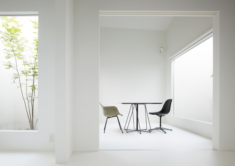 puro design in bianco