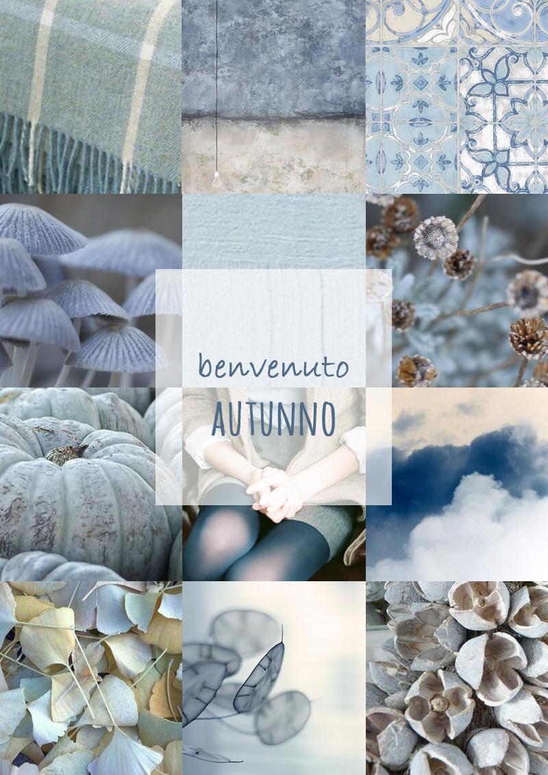 autunno in azzurro