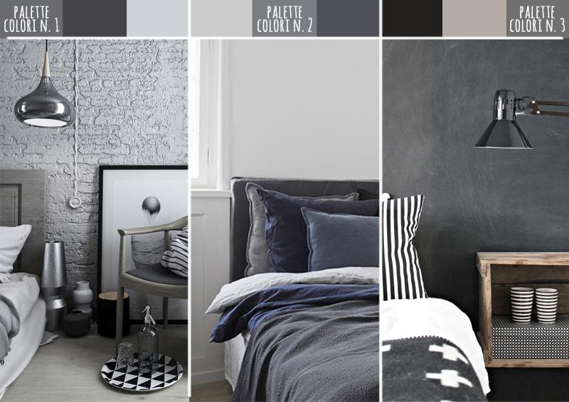 Camera da letto maschile design outfit for Complementi camera da letto arredamento