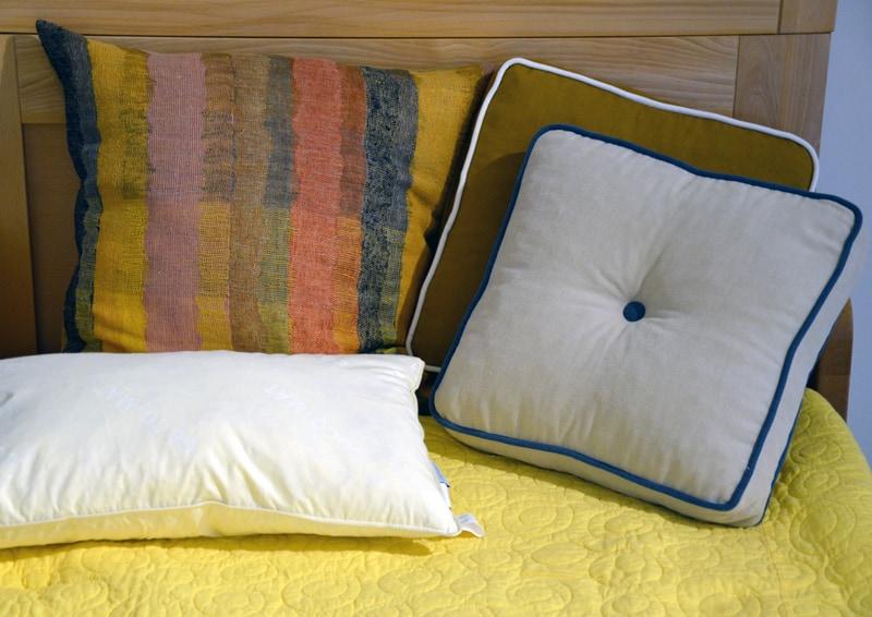 materassi e relax che arrivano dalla Grecia