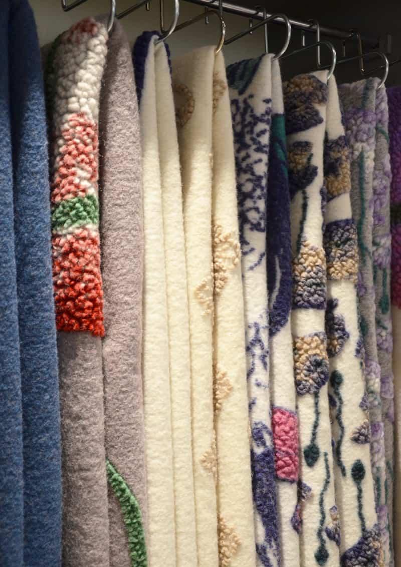 Tessuti per arredare casa visti a maison et objet for Arredare coi tessuti