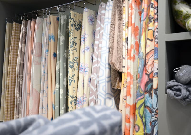 tessuti per arredare casa, visti a Maison et Objet