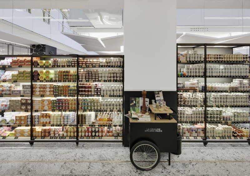 grandi magazzini, i luoghi del design in Europa