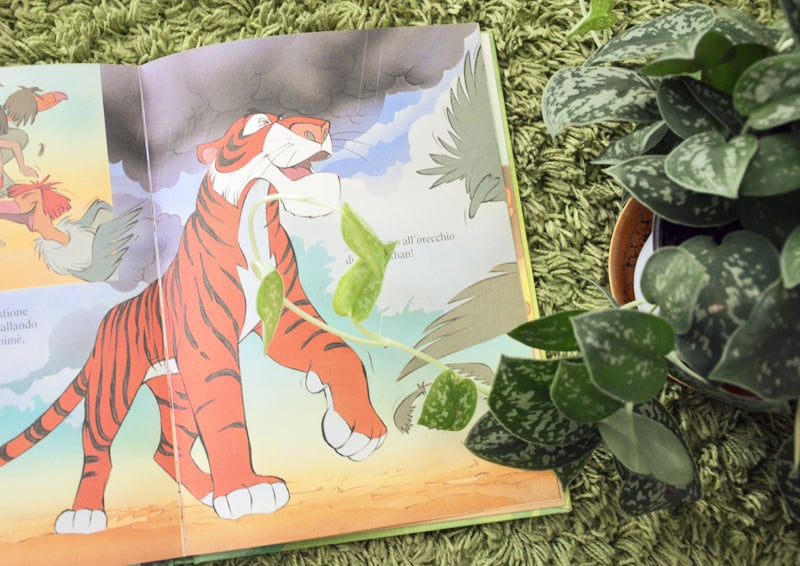 paper jungle animals