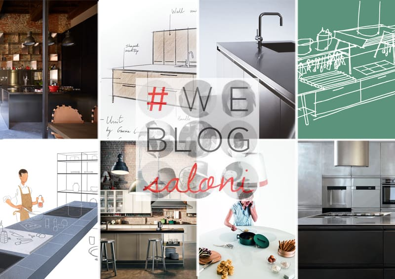EuroCucina 2016 e cucine da Fuorisalone, weblogsaloni