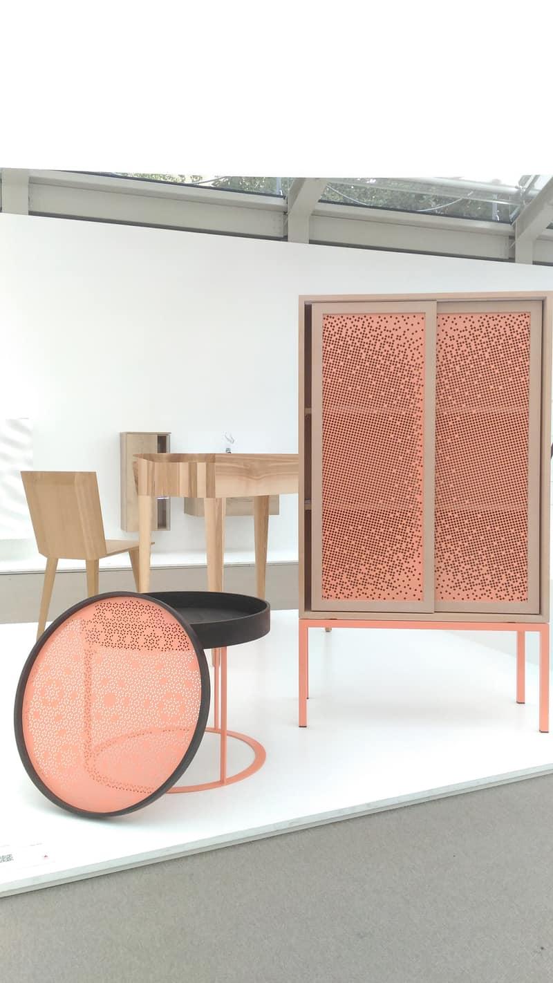 design austriaco a Villa Necchi Campiglio
