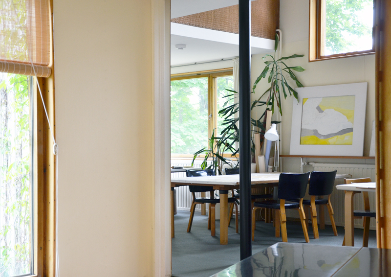 il mio cuore in Finlandia è a casa di Alvar Aalto