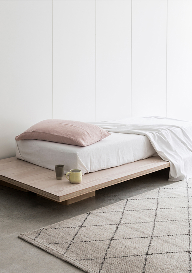 Base letto fai da te un letto come guardaroba with base letto fai da te elegant come arredare - Base letto fai da te ...