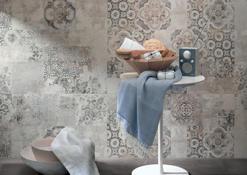 Design outfit must have autunno a 39 design award per for Piastrelle decorate bagno