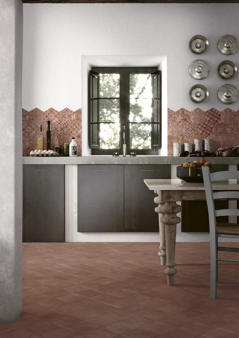 Piastrelle cucina vietri fabulous best ceramiche di - Piastrelle vietri cucina ...