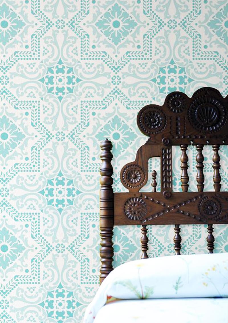 vista al Cersaie: testiera del letto in ceramica!