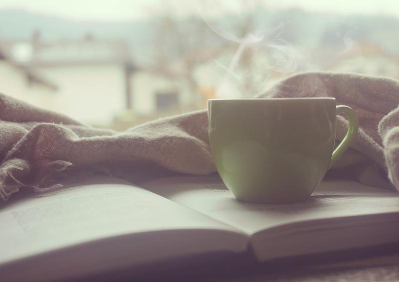 casa calda in inverno: un tè sotto le coperte e una stufa a legna?