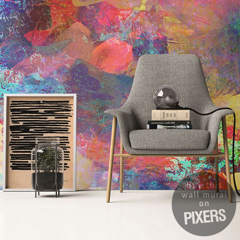 decorare casa | carta da parati PIXERS Colori