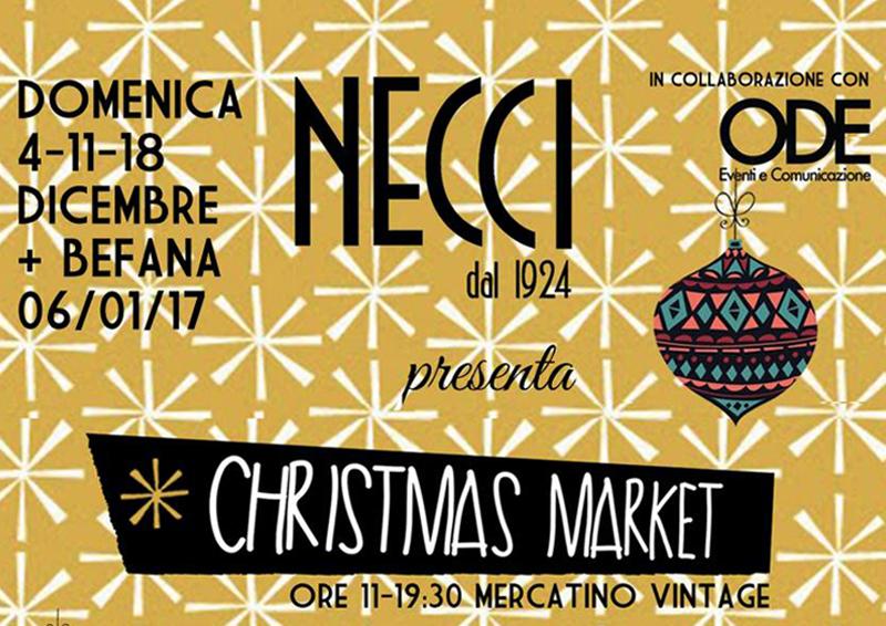 mercatini di Natale Roma | Necci Christmas Market