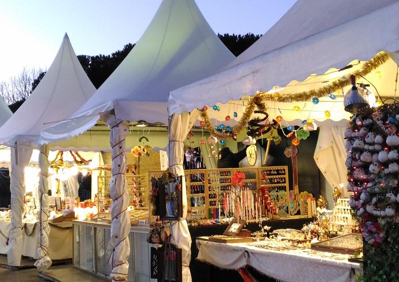 mercatini di Natale Roma | passeggiate di Natale
