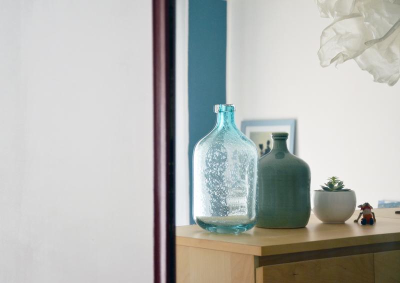 restyling camera da letto | il riflesso dello specchio