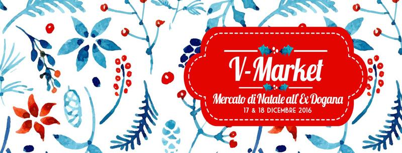 mercatini di Natale Roma | V-Market di Natale