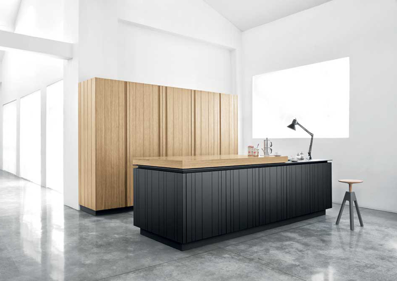 cucina in legno | Polaris Life, cucina Wood