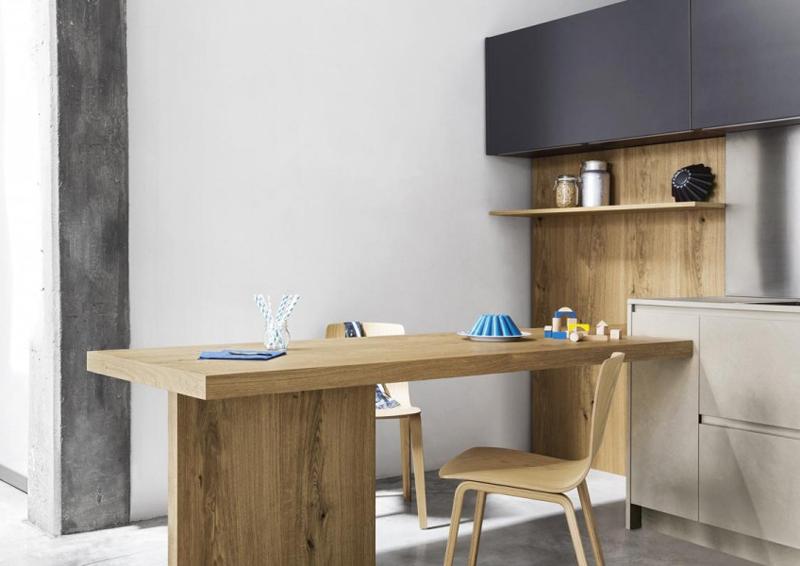 cucina in legno | Polaris Life, cucina Easy