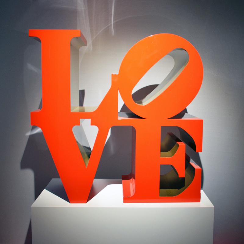Chiostro del Bramante, mostra LOVE: visita (quasi) privata