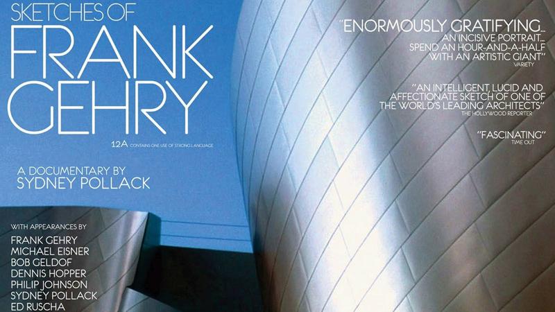 programma cinema per le feste | Frank Gehry - Creatore di sogni