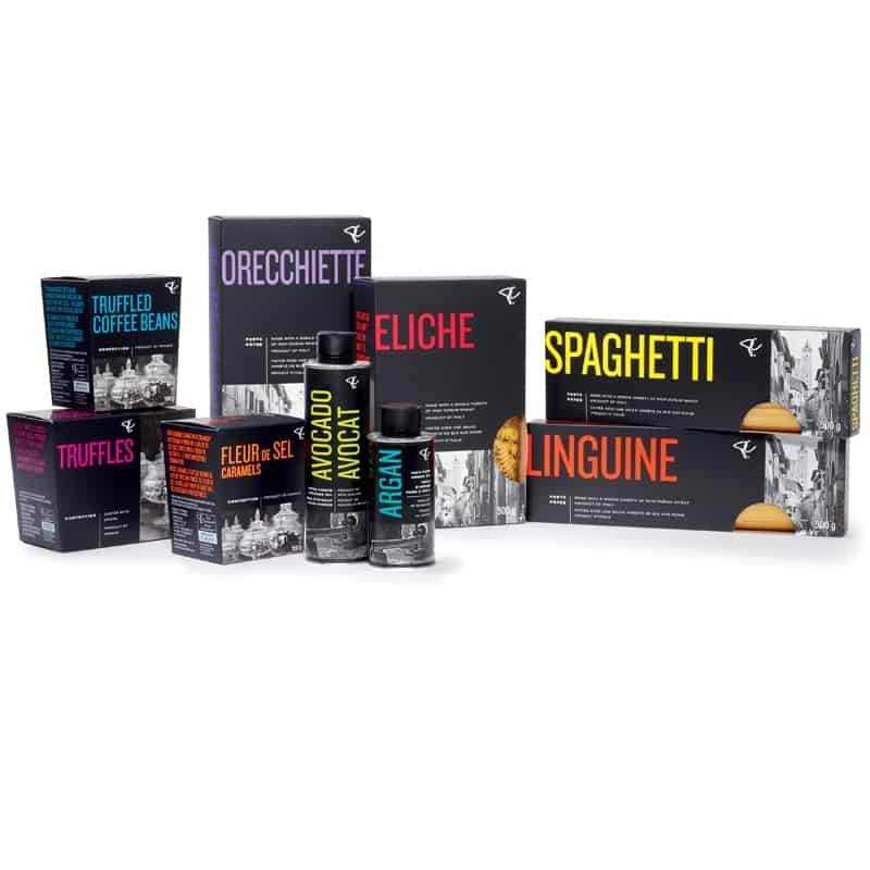 curiosità design | Black Label Retail Brand Packaging di Loblaw Brands Limited