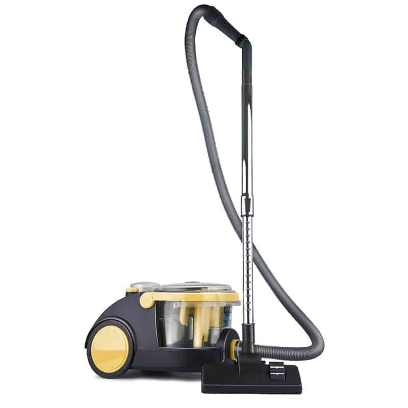 curiosità design   Arnica Bora Vacuum Cleaner With Water Filter di Yasemin Ulukan