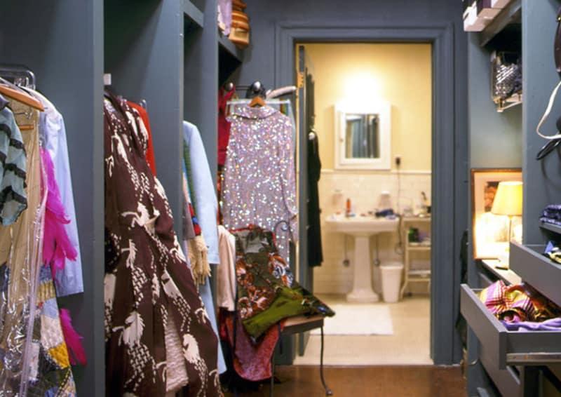 scaffali modulari per vestire e organizzare casa e ufficio