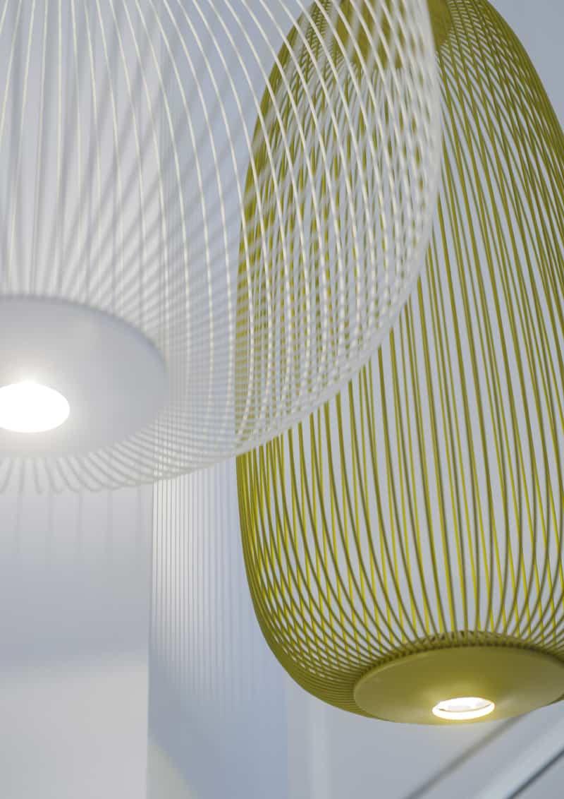 showroom illuminazione Milano: una passeggiata virtuale