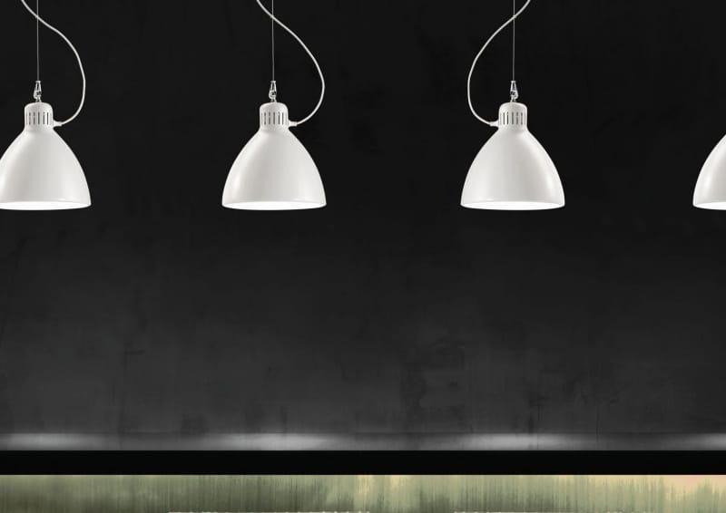 progetto cucina e soggiorno | arredi e illuminazione | 4 soluzioni