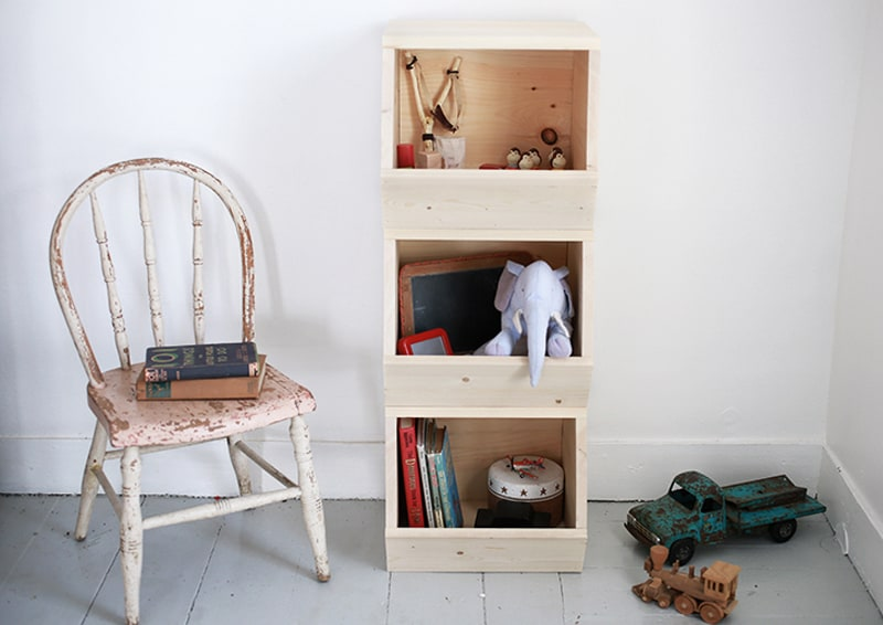 8 idee per mobili fai da te a basso costo (e altre storie)