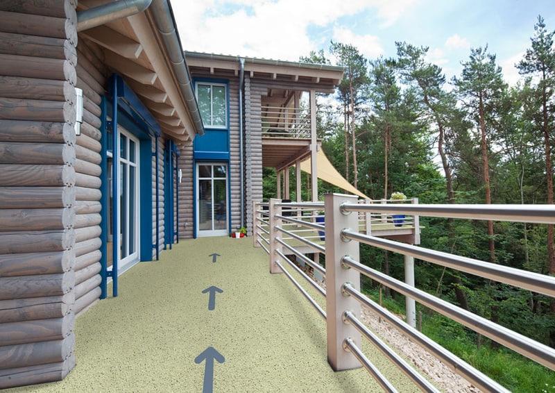 vita di condominio: riparazione dei balconi aggettanti