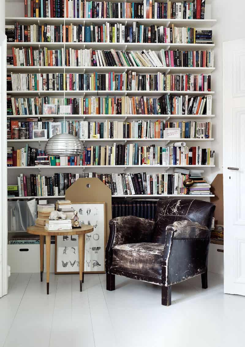 la casa di famiglia di una interior stylist, ordinata ma non troppo