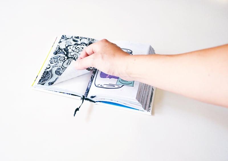 agenda personalizzata 2017 / 2018: vi racconto com'è la mia