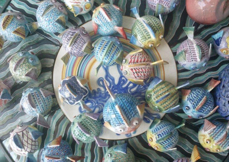 metti un giorno una gita a Vietri | mare e ceramica