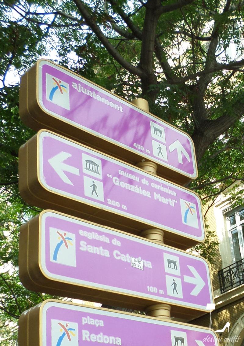 passeggiata per Valencia
