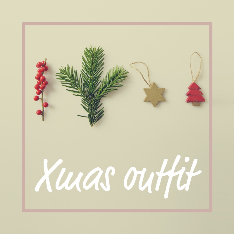 Natale design outfit