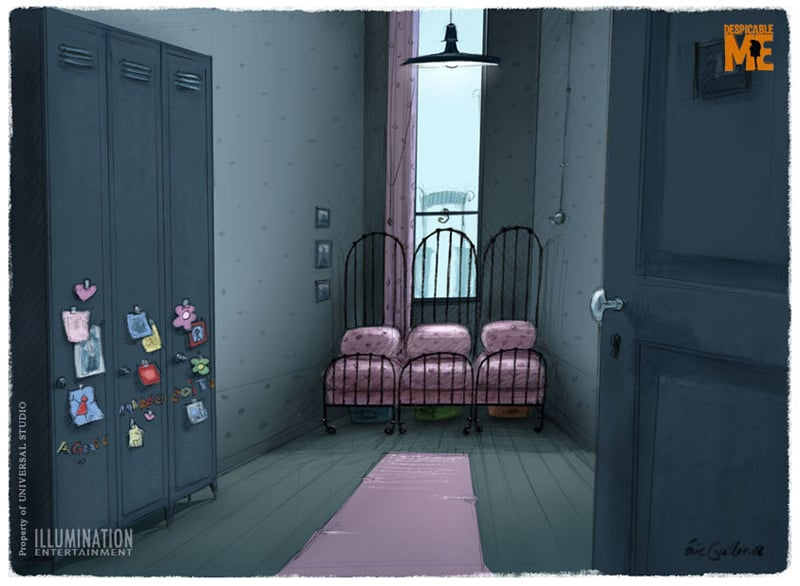 architettura d'animazione_film di animazione
