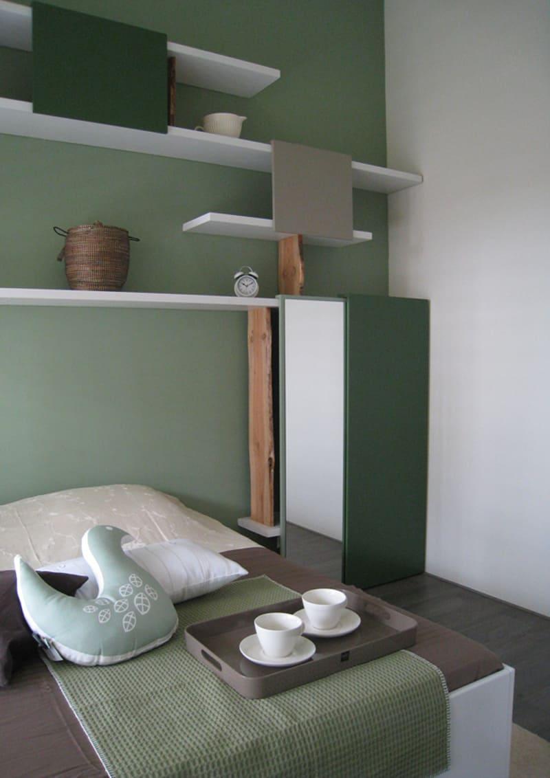 Ontwerpduo, verde in olandese