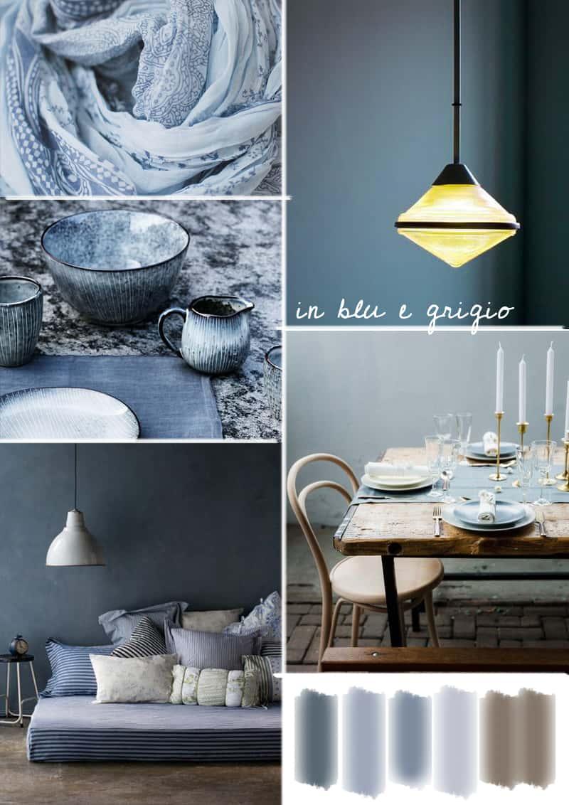 estate in blu e grigio