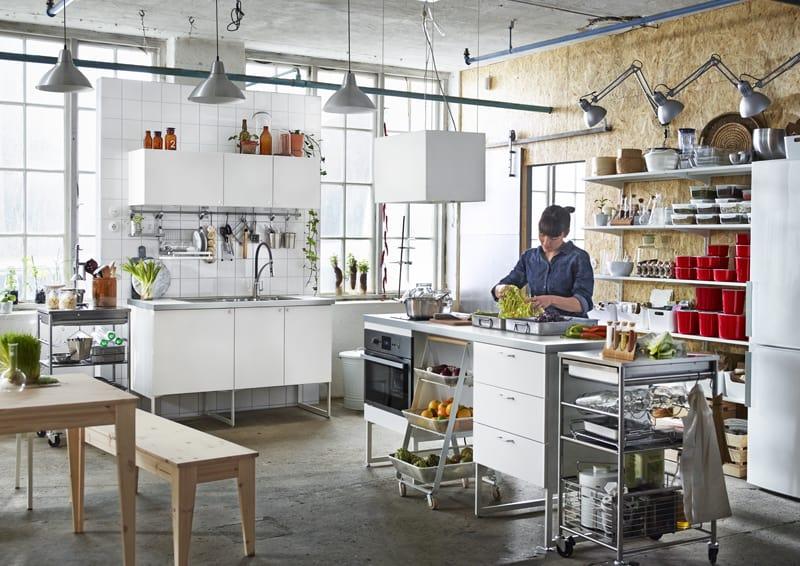 tendenze cucina Ikea 2016